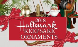Hallmark Keepsake Ornaments For 2018