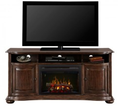 Electric Fireplace TV and Media Consoles