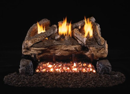 ESV24 Vent Free Evening Fyre Split Logs