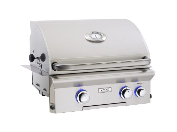 "AOG 24NBLR 24"" L-Series Built-in Grill"