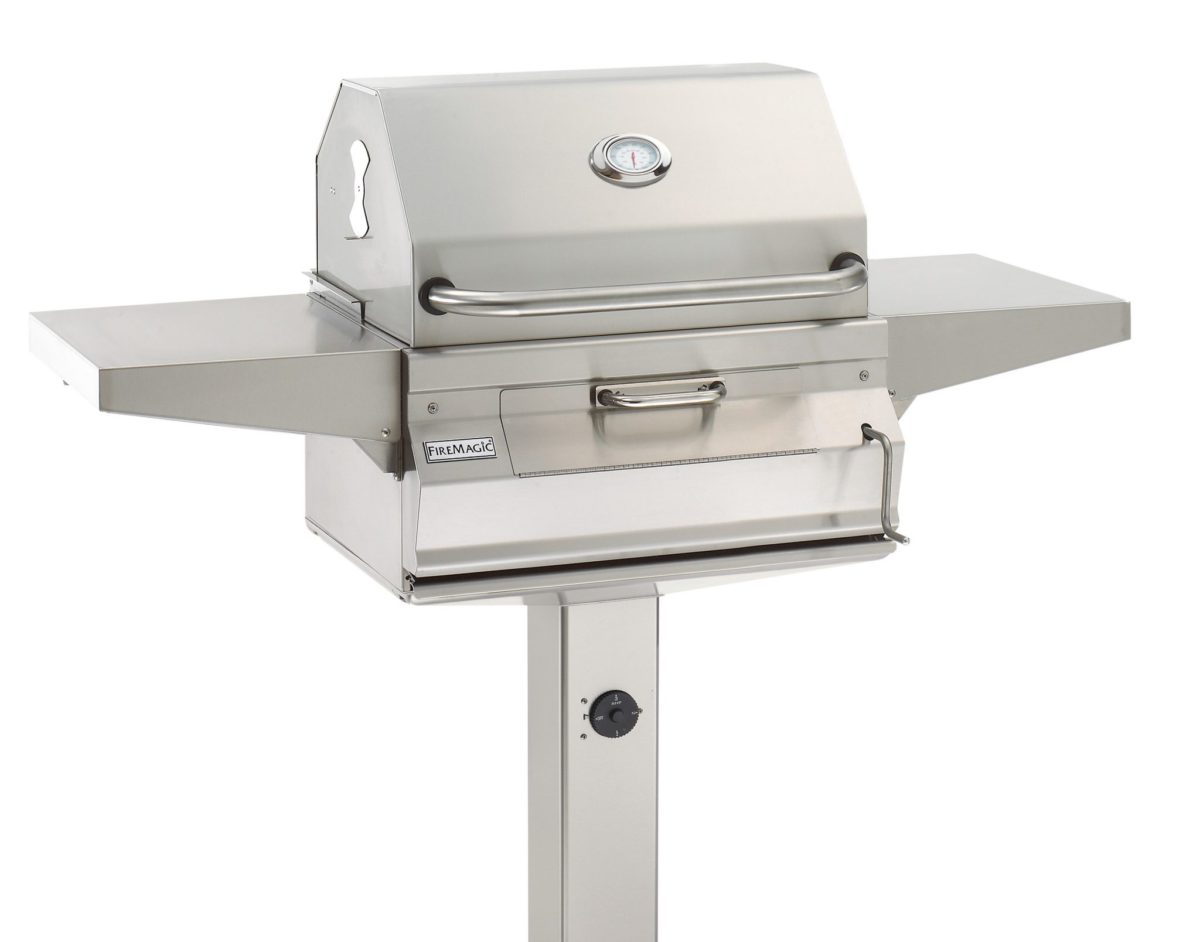 FireMagic 22-SC01C-G6 24 Inground post
