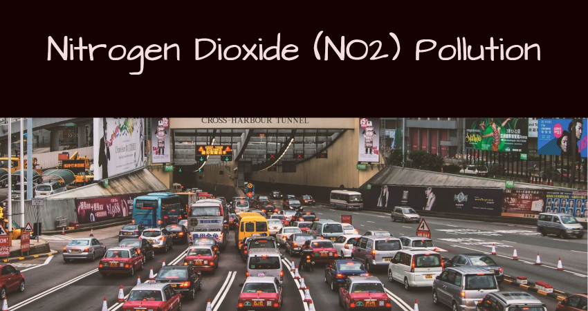 Air Pollution By NO2