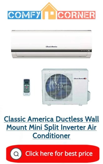 Top 5 Best Ductless Air Conditioners of the Year 2019
