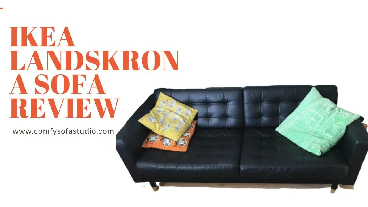 IKEA Landskrona Sofa Review