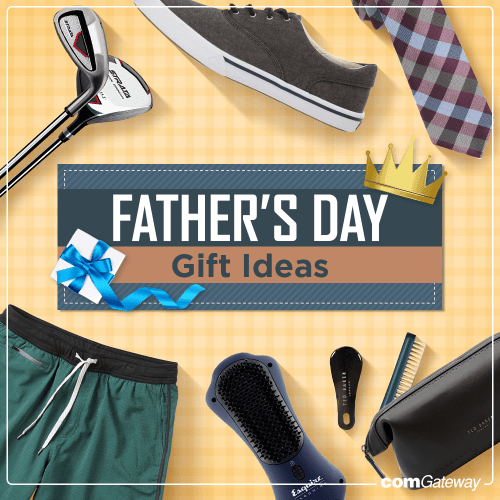 Father's Day gift ideas blog cover