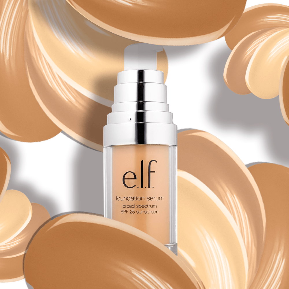elf drugstore foundations