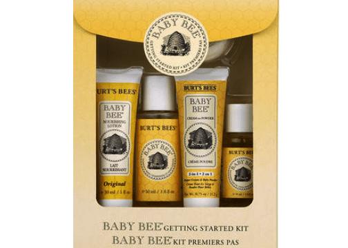 Baby Bee Burt