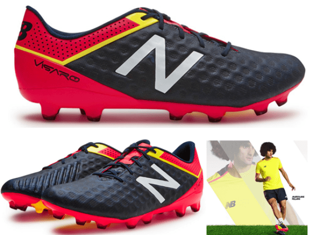 Shoes-New Balance-Visaro Pro FG