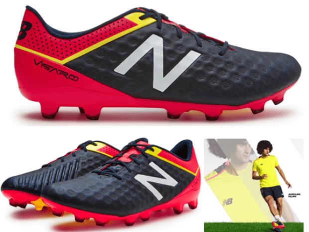 Shoes-New Balance-Visaro Pro FG