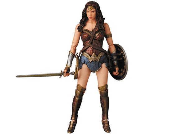 Action Figure-DC Comics-Wonder Woman Premium Action Figure.png