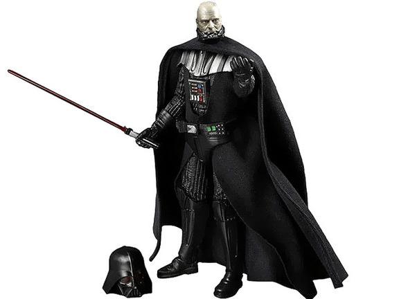 Action Figure-Star Wars-Star Wars Black Series Darth Vader Emperors Wrath Action Figure