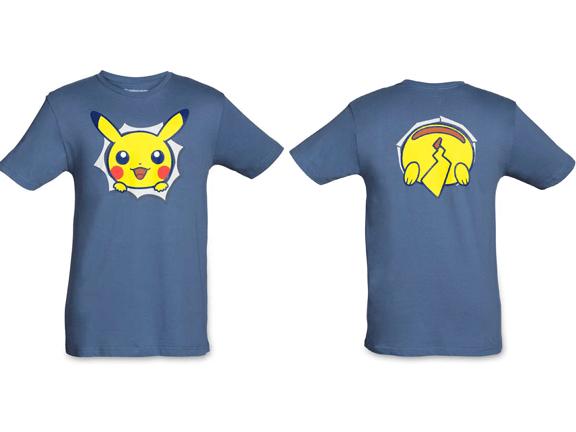 Apparel-Shirt-Pikachu Hip Pop Parade Adult Relaxed Fit Crewneck T-Shirt.png