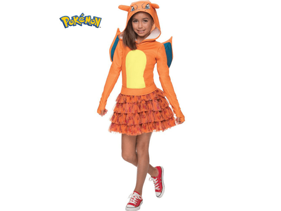 Costume-Pokemon-Pokemon Charizard Girl Costume.png