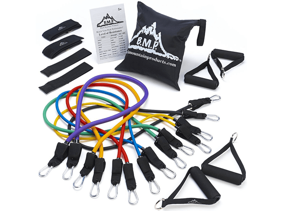 Resistance Band-Black Mountain-Black Mountain Products Ultimate Resistance Band Set with Starter Guide.png