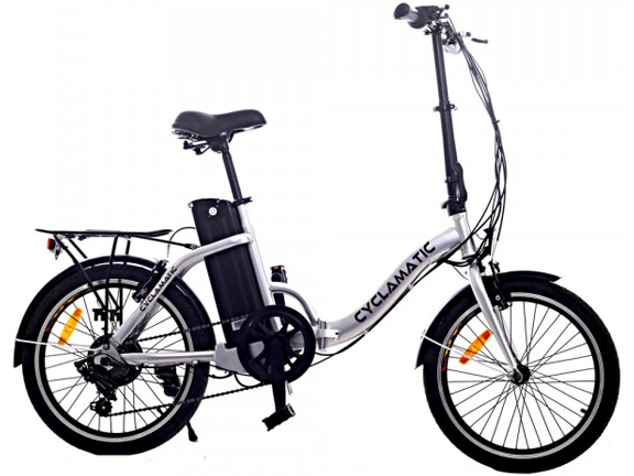 Bike-Electric Bike-Cyclamatic CX2 Folding Electric Bike.png