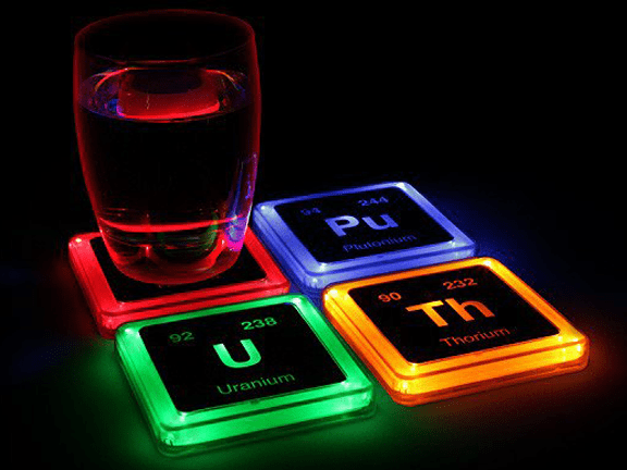 Coaster-Beer Coaster-Radioactive Elements Glowing Coaster Set.png