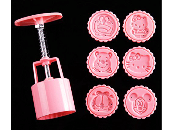 Mold-Mooncake Mold-Newest Pink Moon Cake Decoration Mold Mould.png