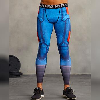 Unisex Captain America Leggings_Square.jpg