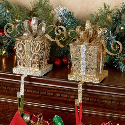 Gift Stocking Holders