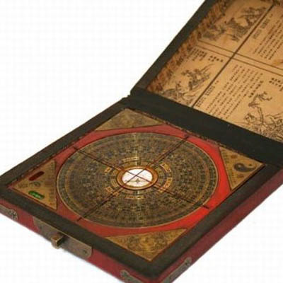 2017 Feng Shui Compass Vintage Luo Pan Compass with Case.jpg