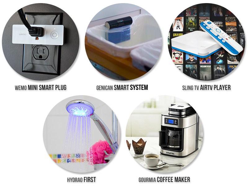smart plug genican airtv dydrao gourmia