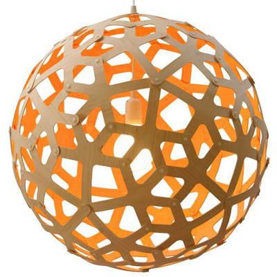 Chinese New Year Artisan Coral Pendant - Orange.jpg