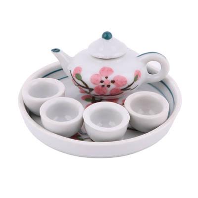 Chinese New Year Ceramic Plum Tea Set.jpeg