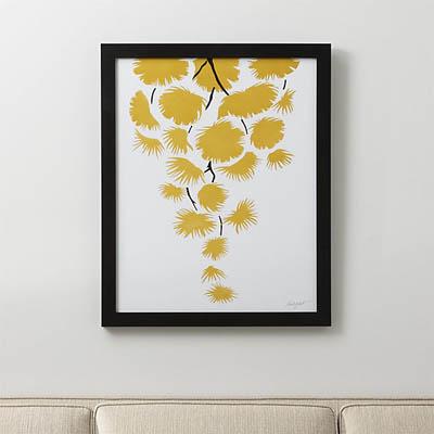 Chinese New Year Yellow Mimosa Print.jpg