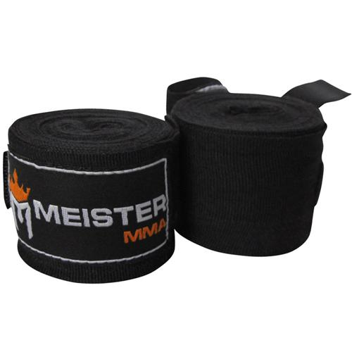 Meister MMA-Semi-Elastic Hand Wraps