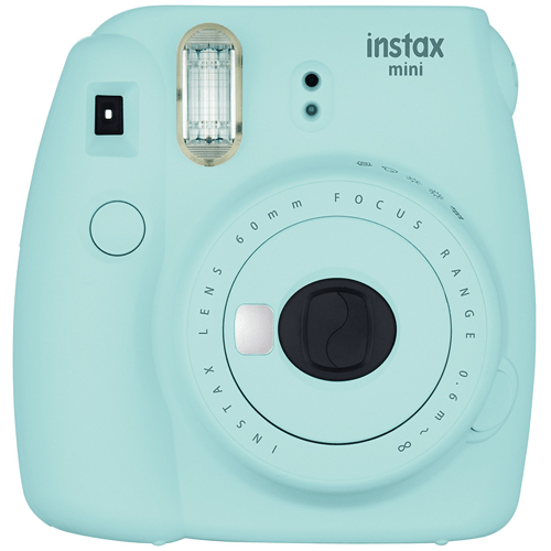 Fujifilm-Instax Mini 9 Instant Camera