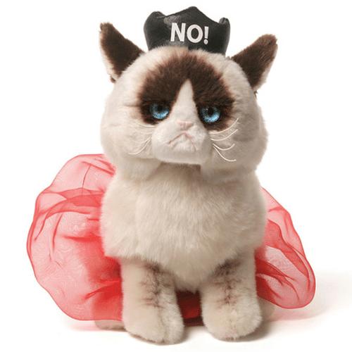 Gund-Queen No Grumpy Cat