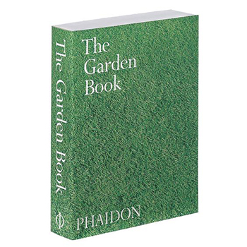 The Garden Book by Phaidon Press with white background