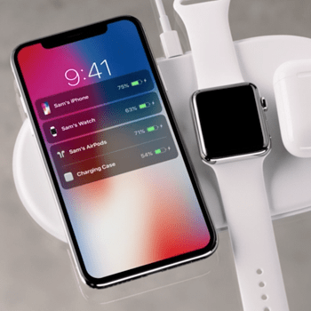 iPhoneX, iPhone8, iPhone8 plus wireless charging