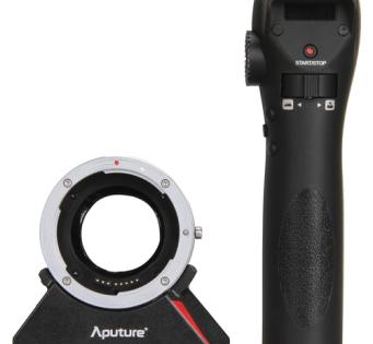 Aputure-DEC Wireless Focus & Lens Adapter
