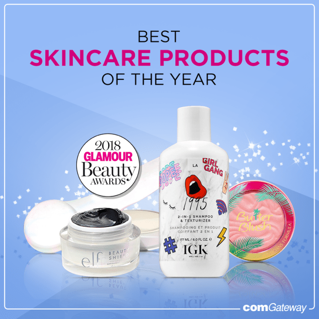 best skincare products of the year