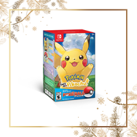 Nintendo Let'S Go Pikachu! + Poke Ball Plus Pack