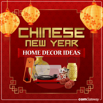 Chinese New Year home decor ideas