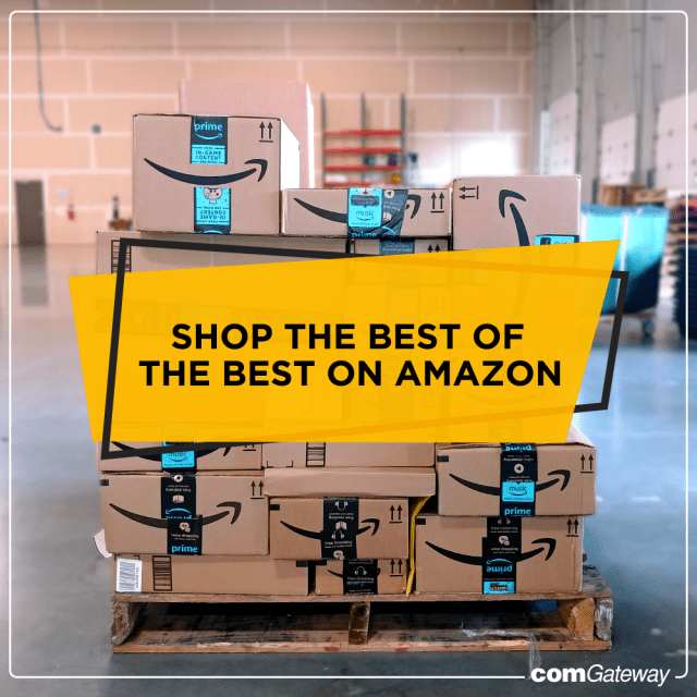 Shop the best of the best on Amazon
