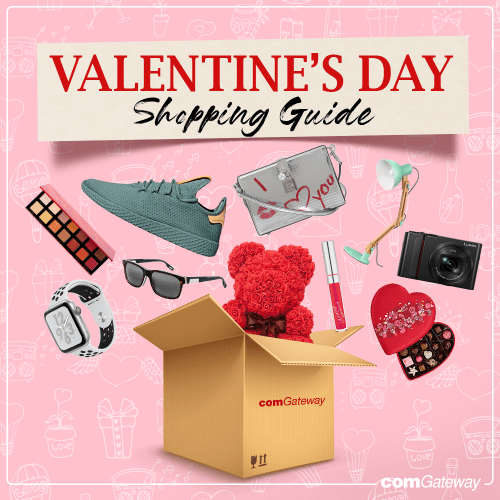 Valentine' Day Shopping Guide comGateway