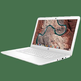 HP Chromebook 14 AMD Laptop