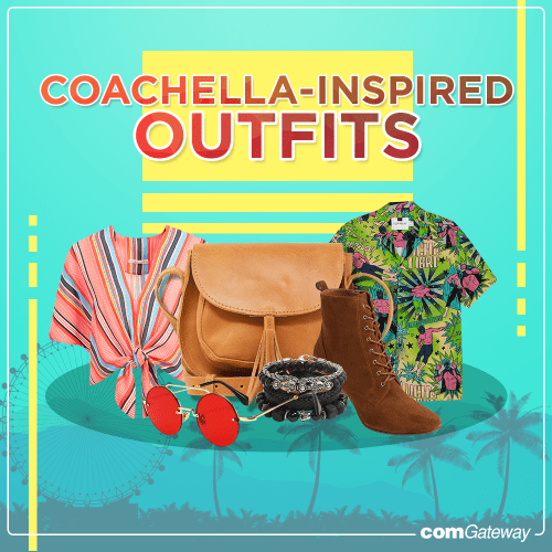 Coachella-inspired outfits