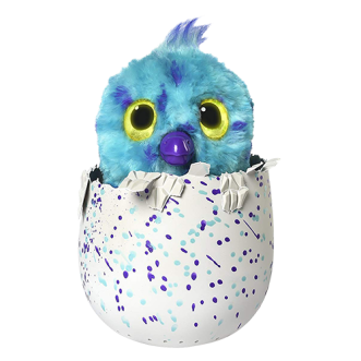 Hatchimals Fabula Forest Hatching Egg with Interactive Puffatoo