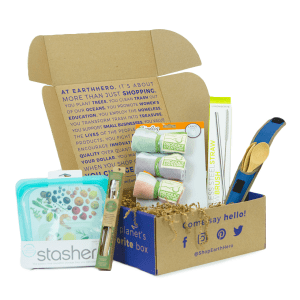 Earth Hero Small Zero Waste Gift Box