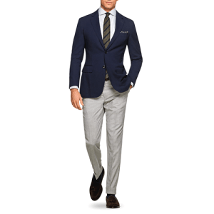 Havana Navy Jacket from Suitsupply