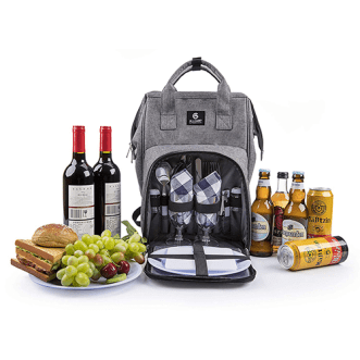 AllCamp Picnic Backpack from Amazon