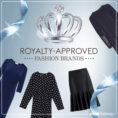 Royal fashion brands