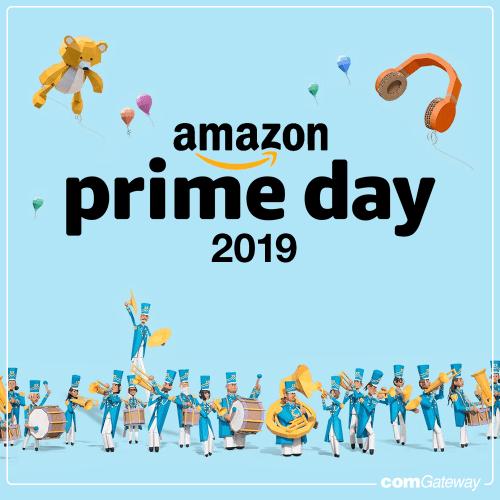 Amazon Prime Day 2019 blog cover