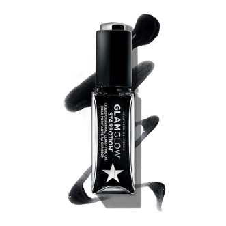 Glamglow Starpotion liquid charcoil clarifying oil