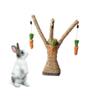 Bunny Supply Co. Hanging Treat Toy
