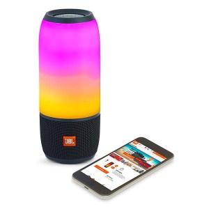 JBL Pulse 3 Bluetooth speakers